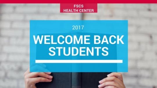 FSCS Welcome