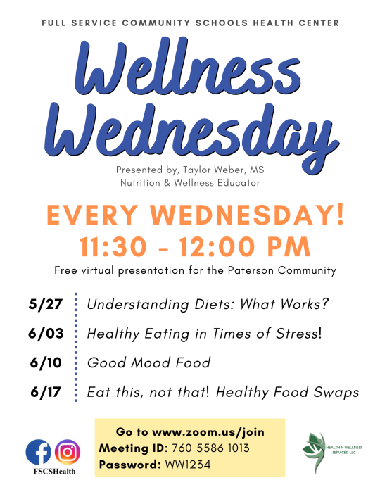 Wellness Wednesday Flyer_ENG